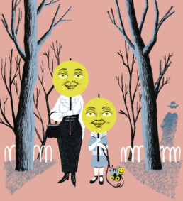 © illustration by Kati Närhi